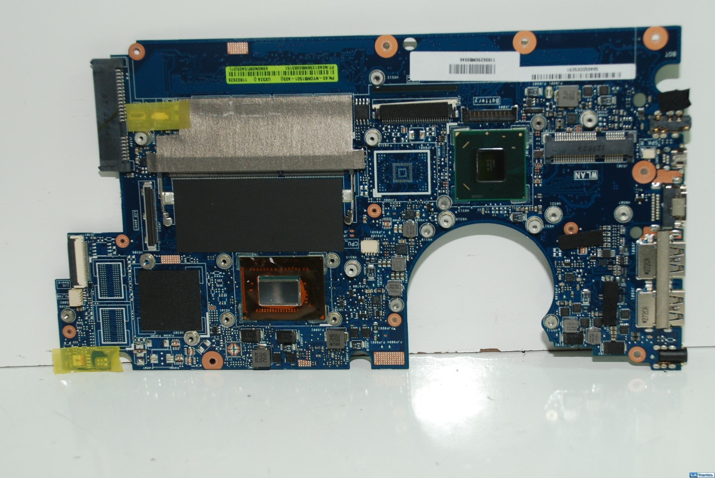 Asus UX32A Motherboard E220370 UX32VD 60 NYOMB1501 A03 69N0N0M15A03