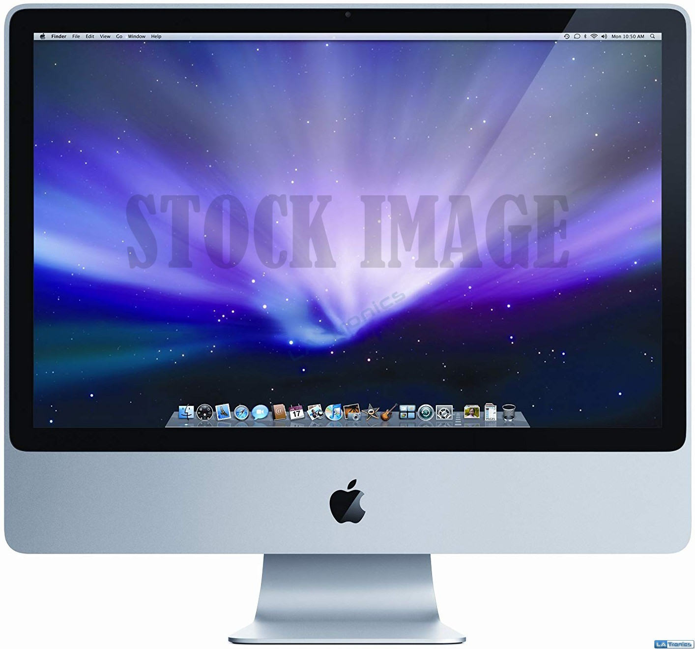 "Apple iMac 24"" A1225 (Early 2009) Core 2 Duo 2.66GHz 4GB RAM 640GB HDD MB418LL/A Image 1"