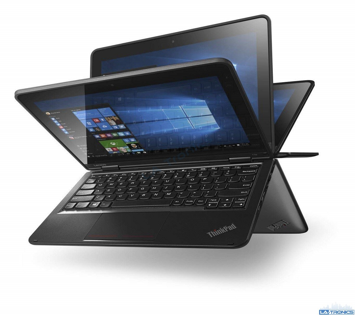 "Lenovo Yoga Thinkpad 11e 11.6"" Touch Screen Intel 1.83GHz 4GB 128GB SSD GRADE A Image 1"
